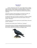 """The Raven"" by Alan Edgar Poe"