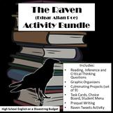 The Raven Activity Bundle (Edgar Allan Poe)- PDF