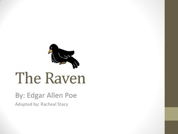 The Raven (Adapted Version)