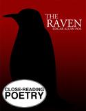 The Raven - Close Read Graphic Organizers (2)