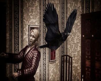 The Raven - Comic Book
