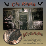 The Raven - Comic Book