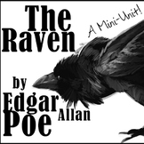 The Raven- Edgar Allan Poe- A Mini-Unit!