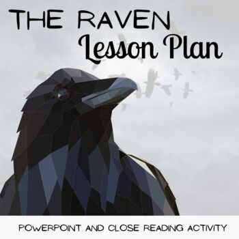 The Raven Lesson Plan and PowerPoint