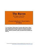 The Raven Reader's Theatre Scripts