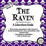The Raven ~ Skeleton Creek book 4 Novel Guide