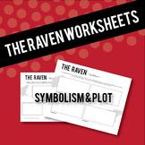 The Raven Symbolism & Storyboard Plot Worksheets