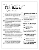The Raven - Identifying Literary Devices Worksheet