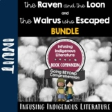 The Raven and the Loon and The Walrus Who Escaped Inuit Ta