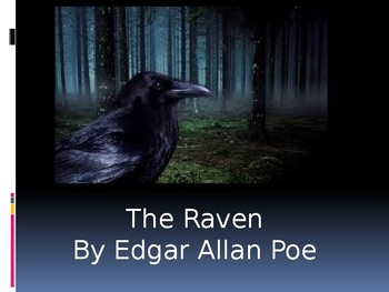 The Raven by E.A. Poe