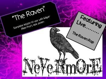 """The Raven"" by Edgar Allan Poe"