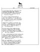 The Raven by Edgar Allan Poe Annotation Worksheet