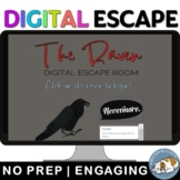 The Raven by Edgar Allan Poe Digital Escape Room Game
