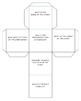 The Raven by Edgar Allan Poe literary elements, graphic organizer, questions