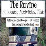 The Ravine Handouts, Activities, Test ~ Printable and Google