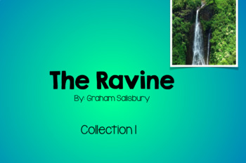 The Ravine Houghton Mifflin Harcourt Collections Graham Salisbury Power Point