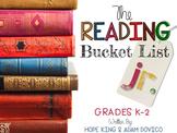 The Reading Bucket List Jr: Grades K-3