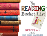 The Reading Bucket List Jr: Grades K-3