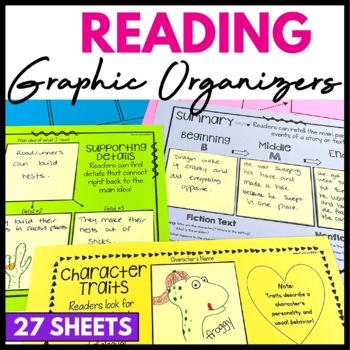 Reading Skills and Strategies Bundle