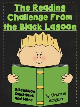 The Reading Challenge From the Black Lagoon (Discussion Questions and More)