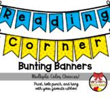 Reading Corner Banner