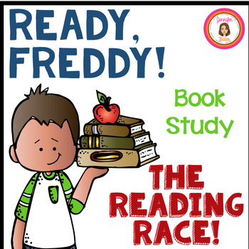 The Reading Race Book Club Packet