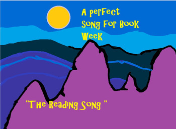 The Reading Song . Catchy and easy to learn for Assemblies or Book weeks. video