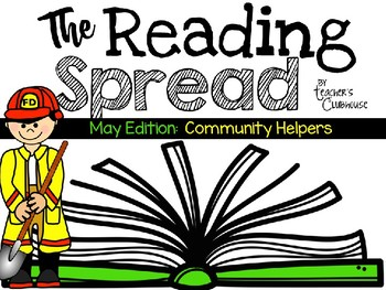 The Reading Spread {May Edition: Community Workers}