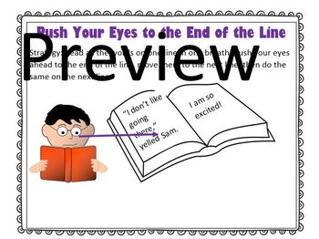 The Reading Strategies Book Goal 4.17 Push Your Eyes