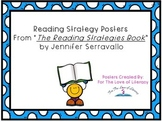 """The Reading Strategies""-Goal Posters"