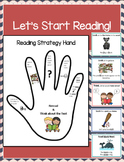 The Reading Strategy Hand