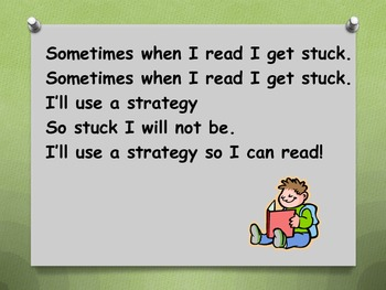 7 Reading Strategies to Help Figure Out Words-Learn Through Singing