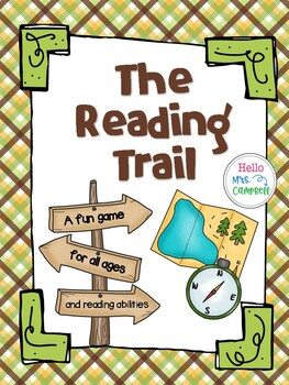 The Reading Trail Game