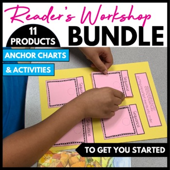 The Reading and Writing Resource MEGA BUNDLE