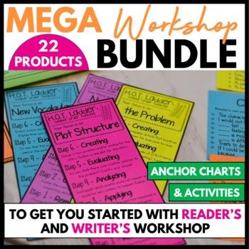 Reading and Writing Resource MEGA BUNDLE