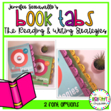 The Reading and Writing Strategies Book Tabs