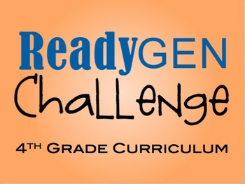 4th grade ReadyGen Challenge #1-Review key information-Jeopardy Style-EDITABLE!