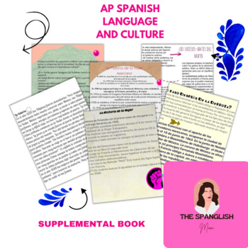 Cultural Aspects and  AP Spanish Language Book