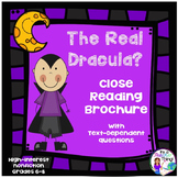 The Real Dracula? Informational Text for Close Reading