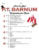 The Real Life of P.T. Barnum, The Greatest Showman Reading and Math Lessons