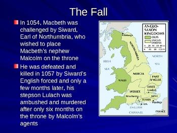 The Real Macbeth Presentation