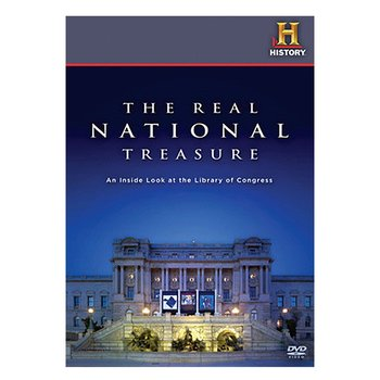 The Real National Treasure (Library of Congress) Movie Guide