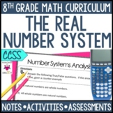 The Real Number System 8th Grade Math CCSS