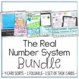 The Real Number System - Activity Bundle