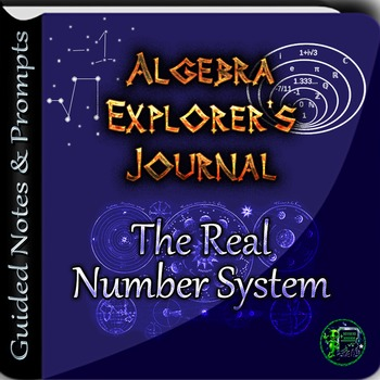 The Real Number System and Sets - Algebra Guided Notes