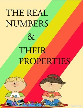 The Real Numbers and Their Properties, Activity