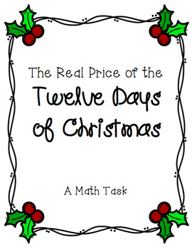 "The Real Price of ""The Twelve Days of Christmas"""