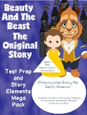 The Real Story of Beauty and the Beast Test Prep