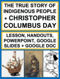 Columbus: The True Story: QR Code Fun!