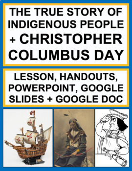 Columbus: The True Story: QR Code Fun!
